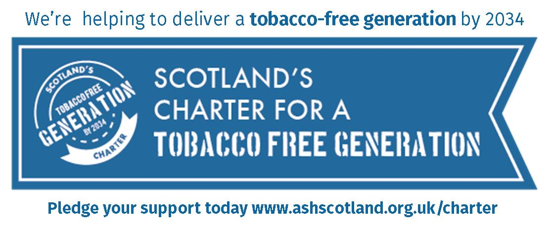 We're helping to deliver a tobacco-free generation by 2034
