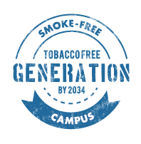 Smoke Free Campus Blue 31